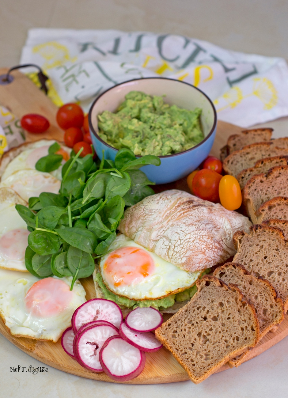Avocado and sunny side up eggs -breakfast platter.jpg