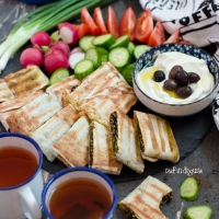Healthy breakfast platter ideas