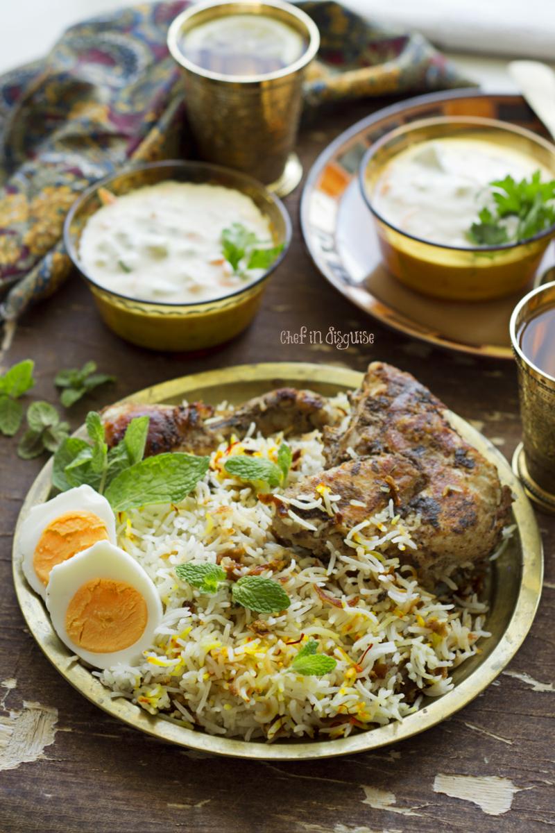 Chicken Biryani Recipe Pdf