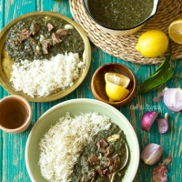 Mulukhiyah a stew fit for royals