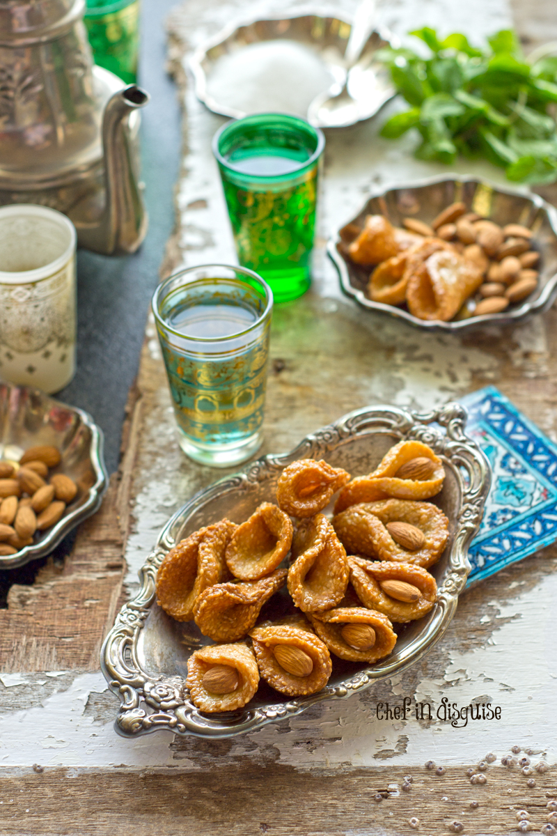 Babouches a honey and sesame dessert from morocco.jpg