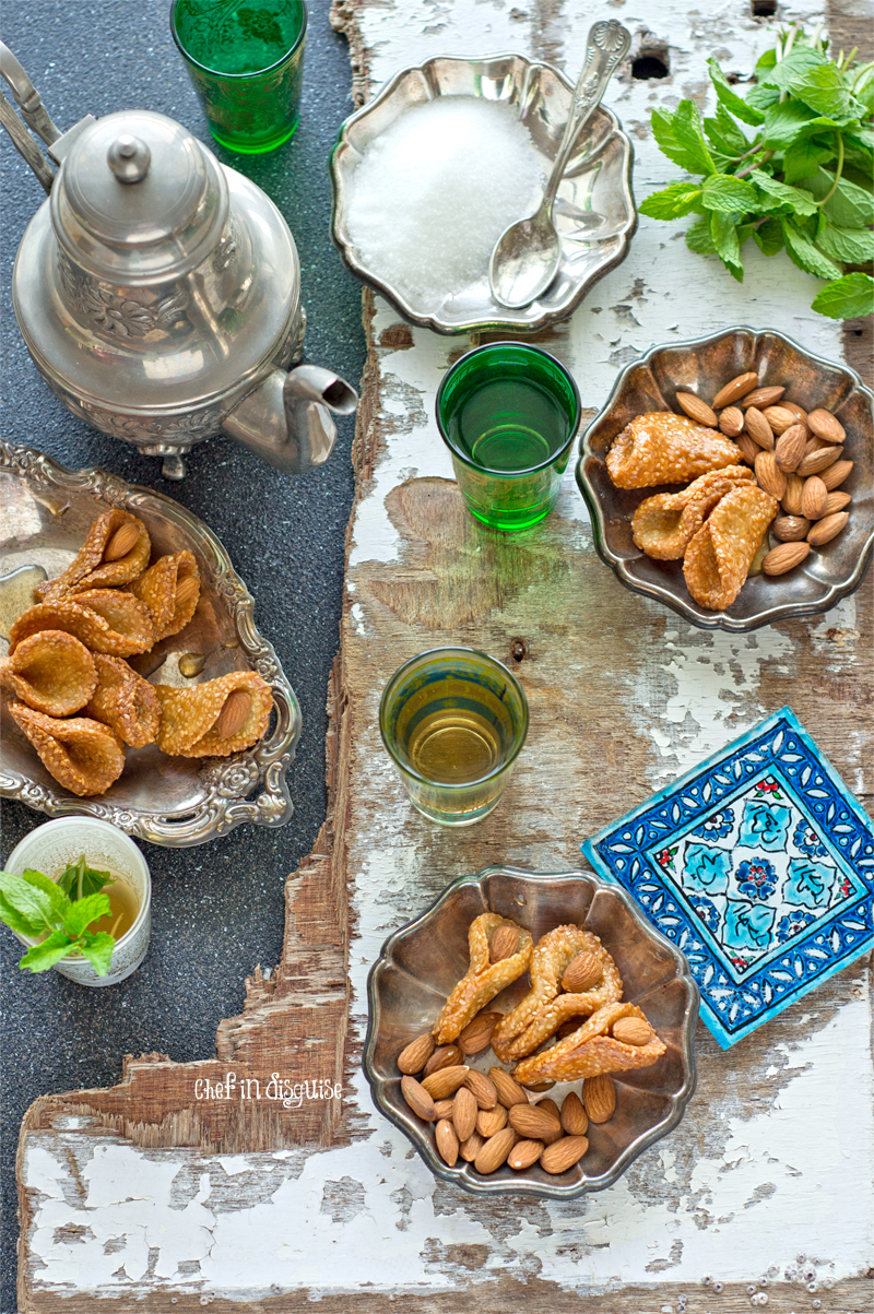 Babouches a nutty and crunchy dessert from morocco.jpg