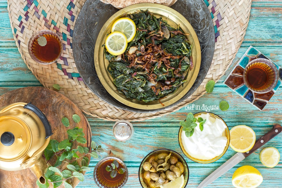 Dandelion greens cooked to perfection, the sweetness of the caramelized onions, the tang of the lemon juice, the fruity nuttiness of the olive oil. You just have to try it