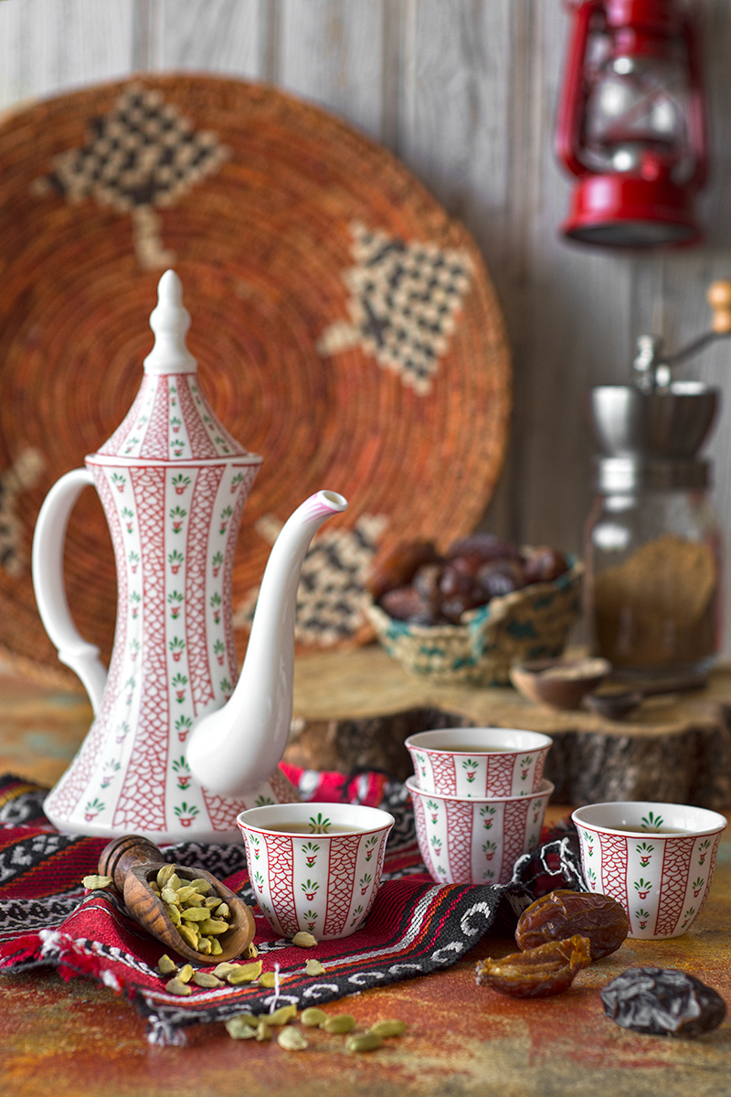 Blond coffee or Arabic Saudi coffee, a must in Ramadan