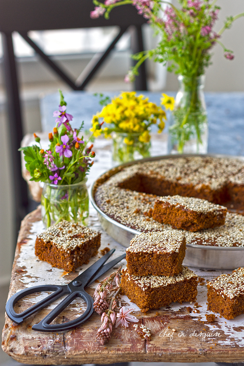 carob-molasses-cake-sfouf-bi-debis