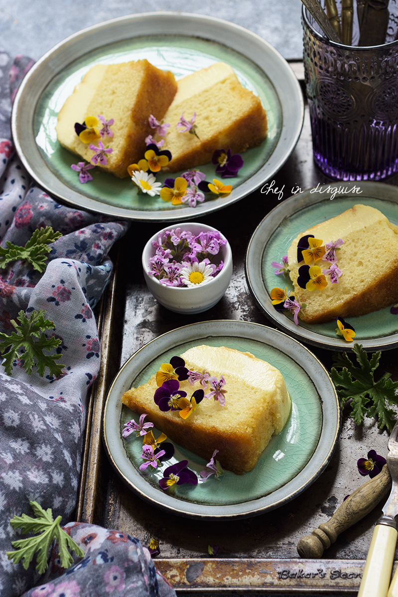 Flan cake, why choose between cake and flan when you can have the best of both