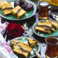 Maamoul cake